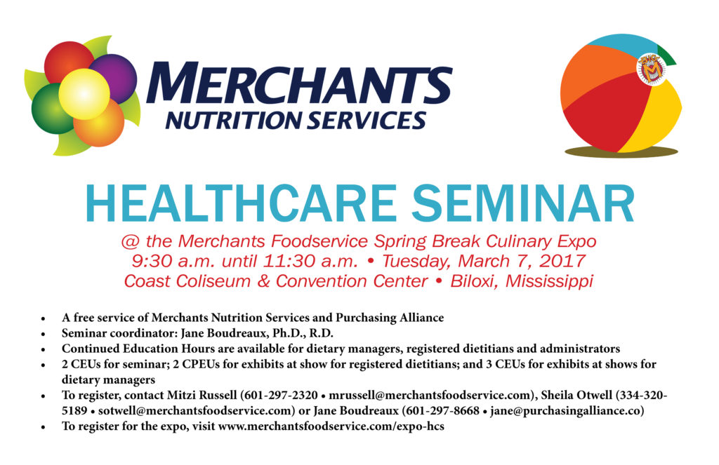 Healthcare Seminar Invitation
