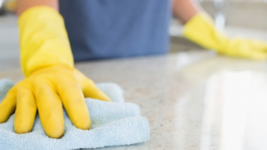 Restaurants expand and emphasize cleaning practices to help prevent spread of coronavirus.